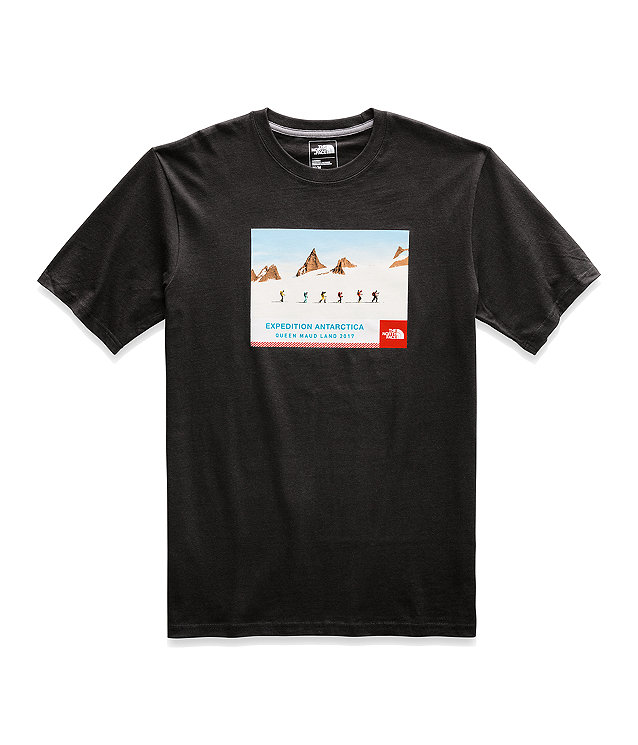 Unisex Short Sleeve Antarctica Collectors Heavyweight Tee