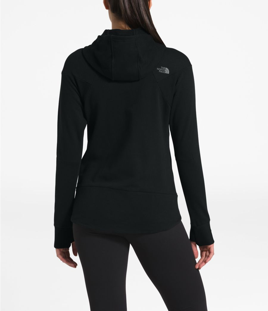 Women's Motivation Fleece Full-Zip-
