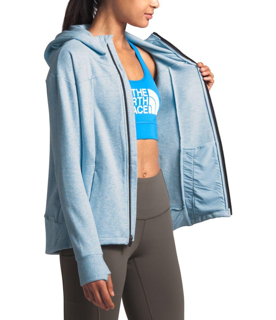 Women's Motivation Fleece Full-Zip-