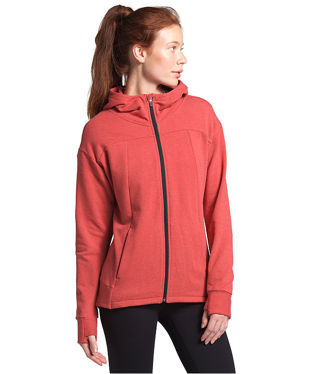 Women's Motivation Fleece Full-Zip