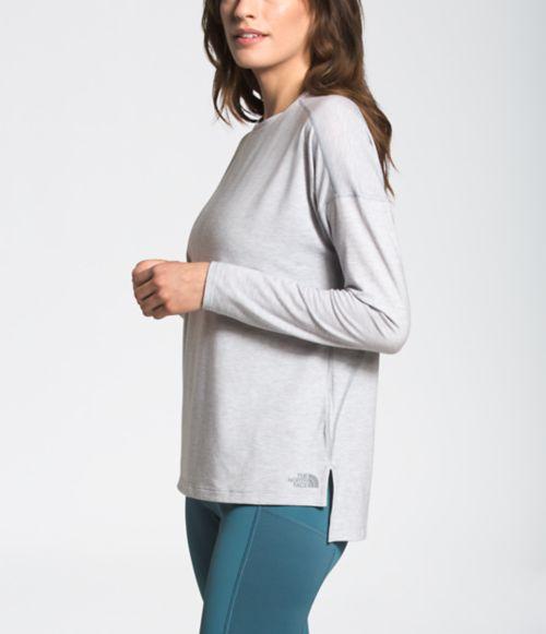 Women's Workout Long-Sleeve Tee-