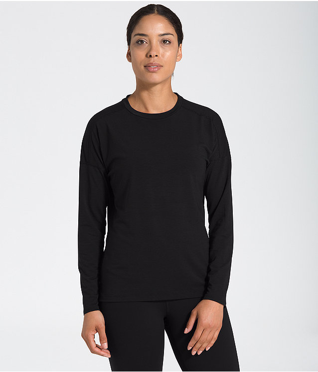 Women's Workout Long-Sleeve Tee