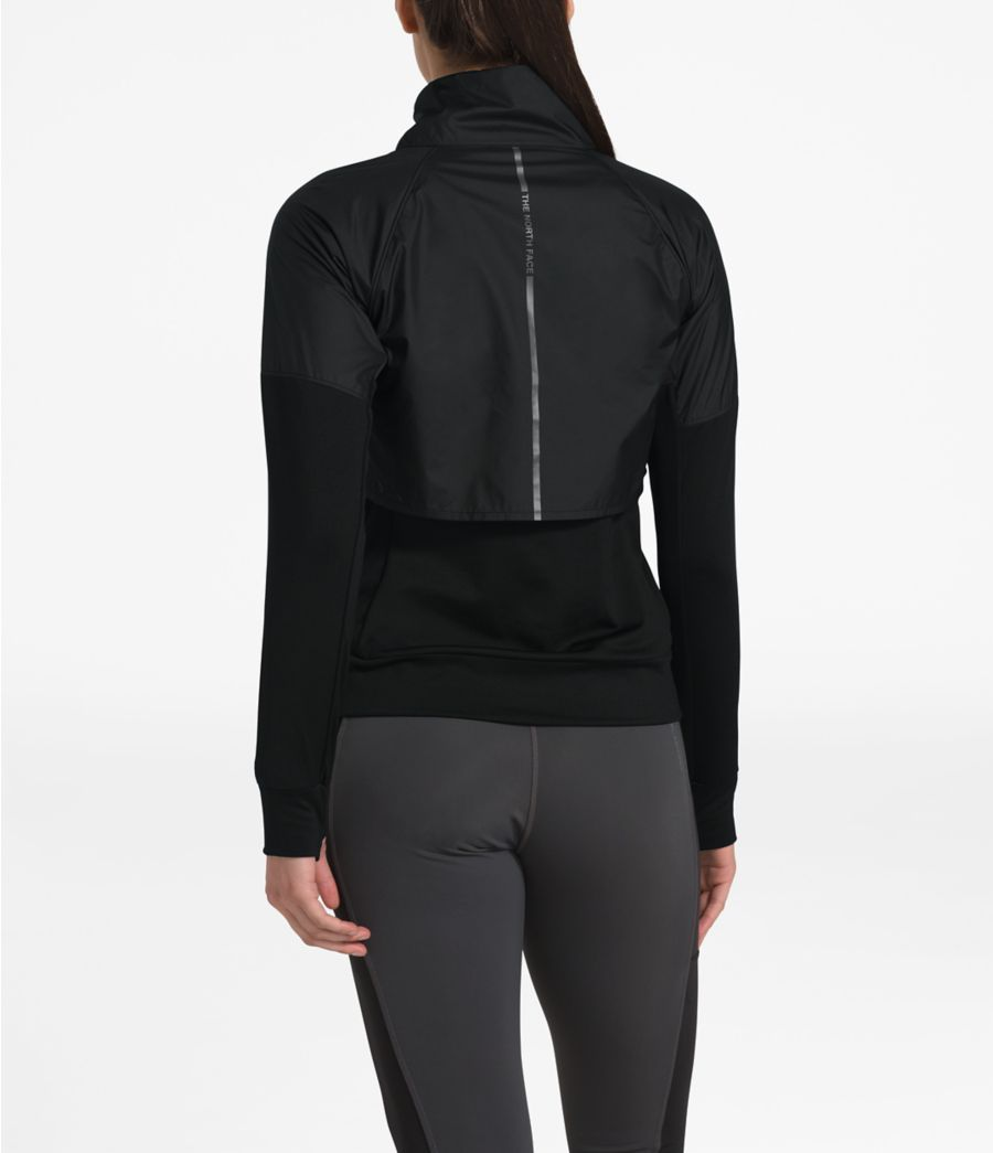 Women's Winter Warm Hybrid Jacket-