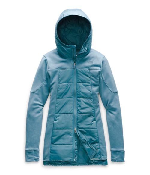 Manteau hybride long Motivation pour femmes-