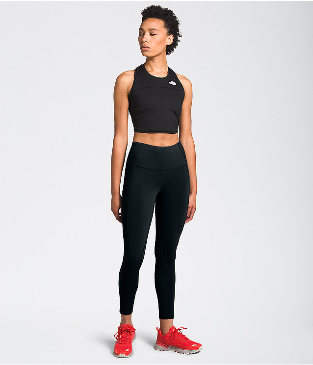 Women's Motivation High Rise Pocket 7/8 Tights