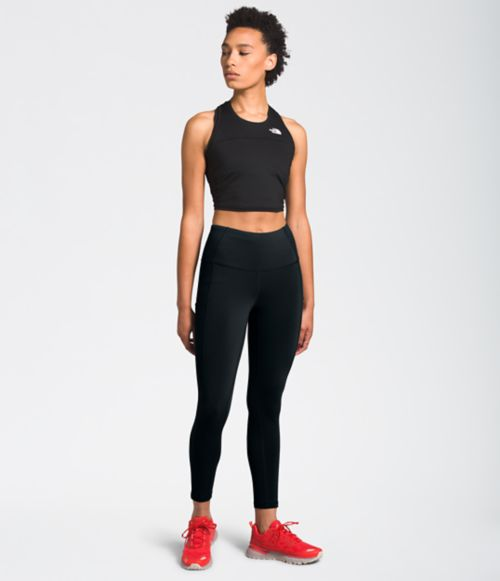 Women's Motivation High Rise Pocket 7/8 Tights-