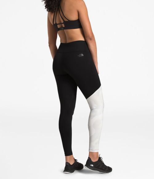 Women's NSE Infinity Train Mid-Rise Tights-
