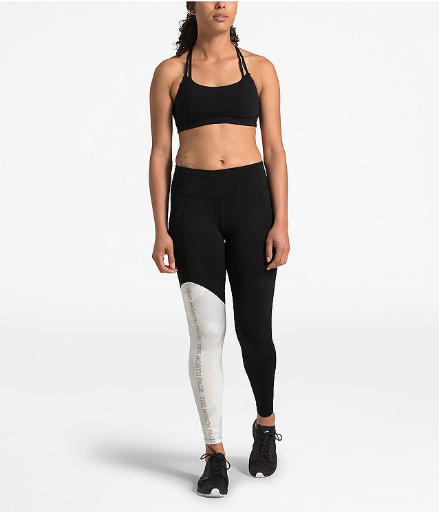 Women's NSE Infinity Train Mid-Rise Tights