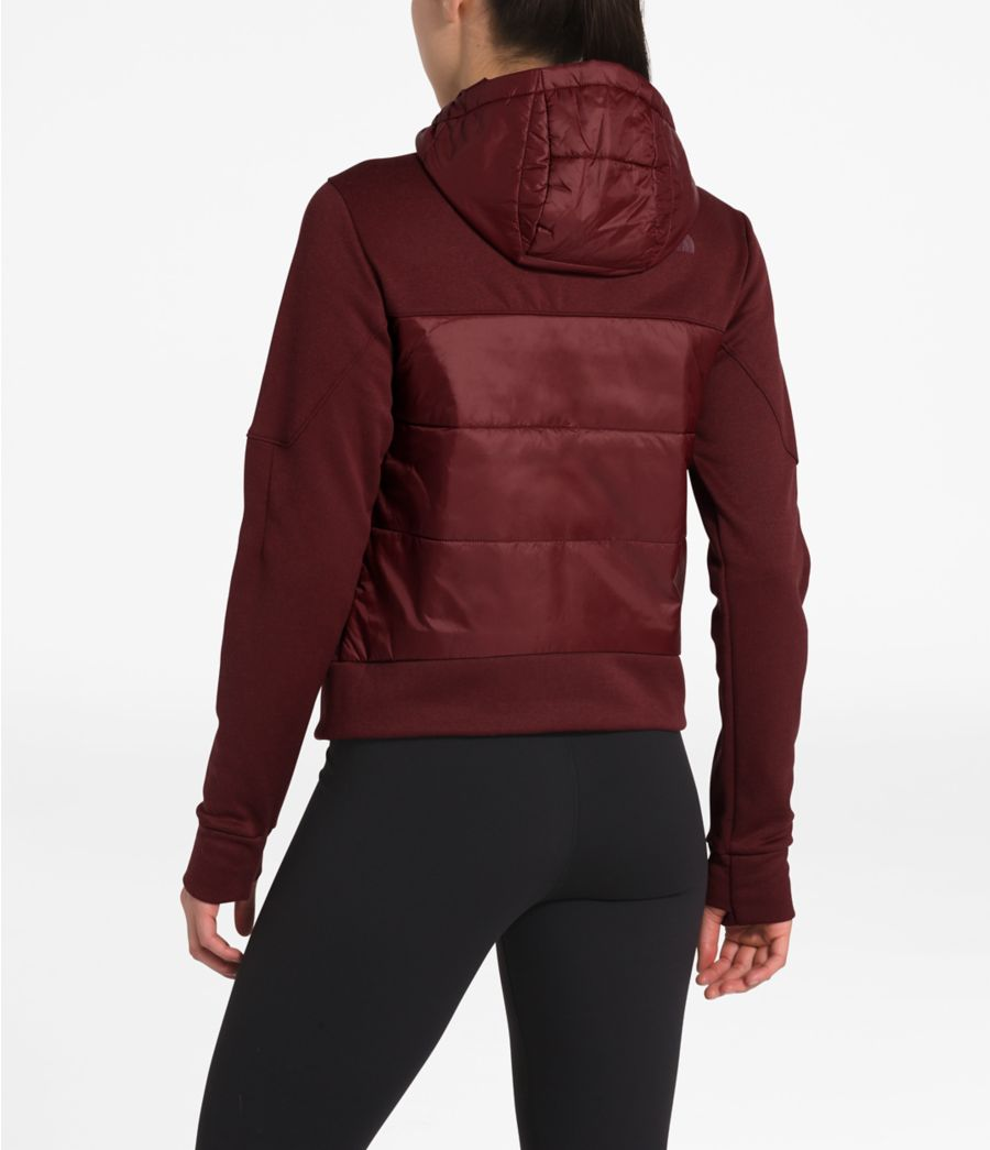 Women's Motivation Hybrid Short Jacket-