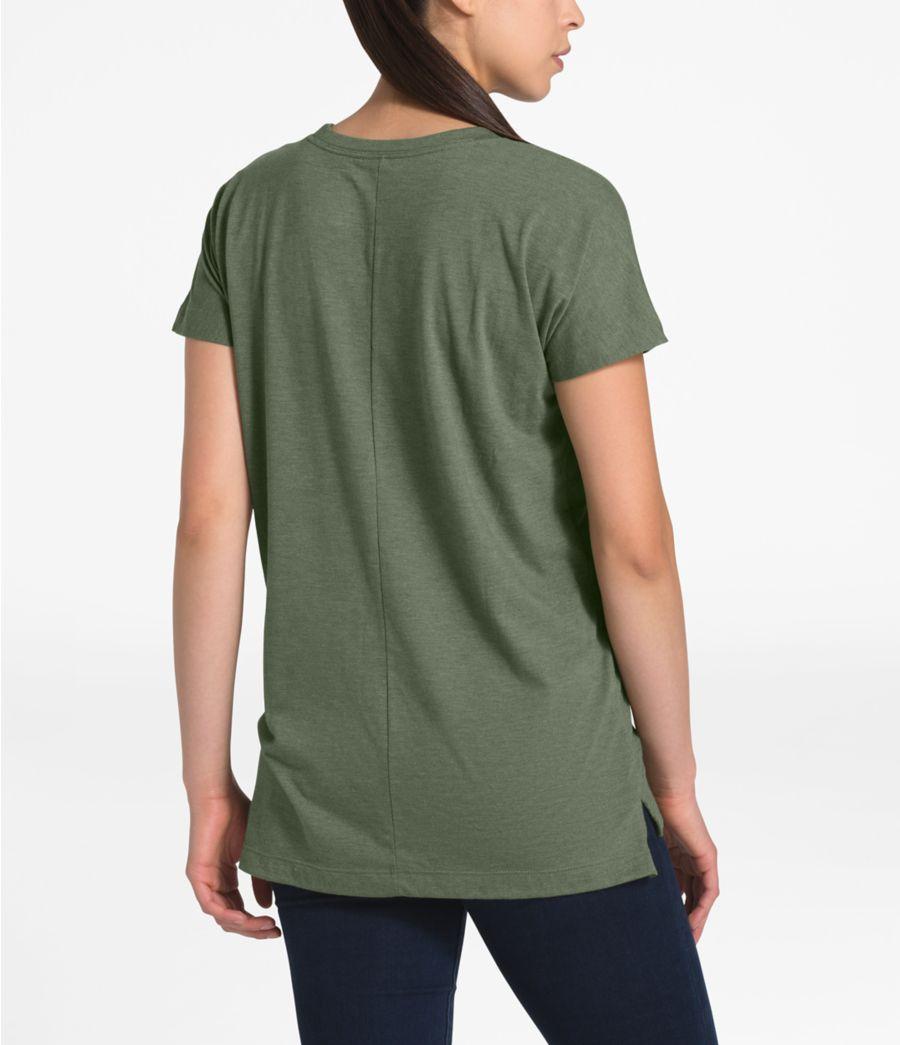T-shirt long Our History pour femmes-