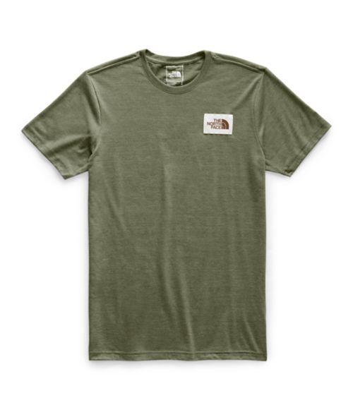 Men's Short-Sleeve Heritage Tri-Blend Tee-