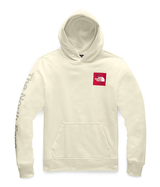 Men's Recycled Materials Pullover Hoodie