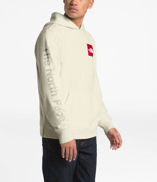 Men's Recycled Materials Pullover Hoodie-