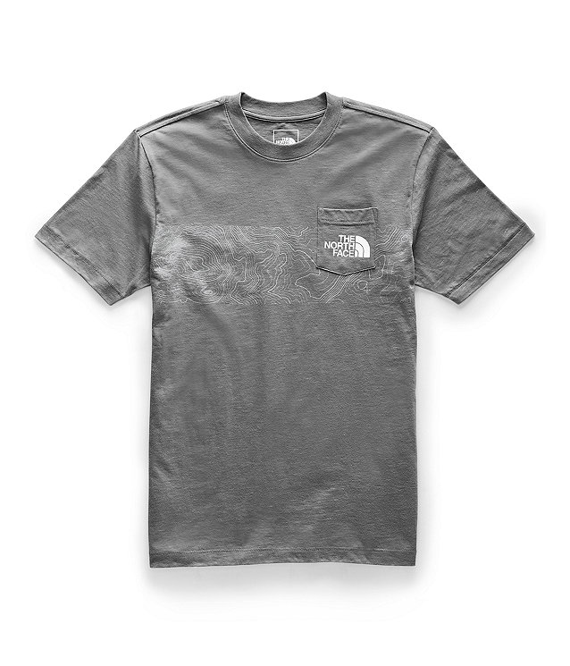 Men's Short-Sleeve Utility Topo Injected Tee