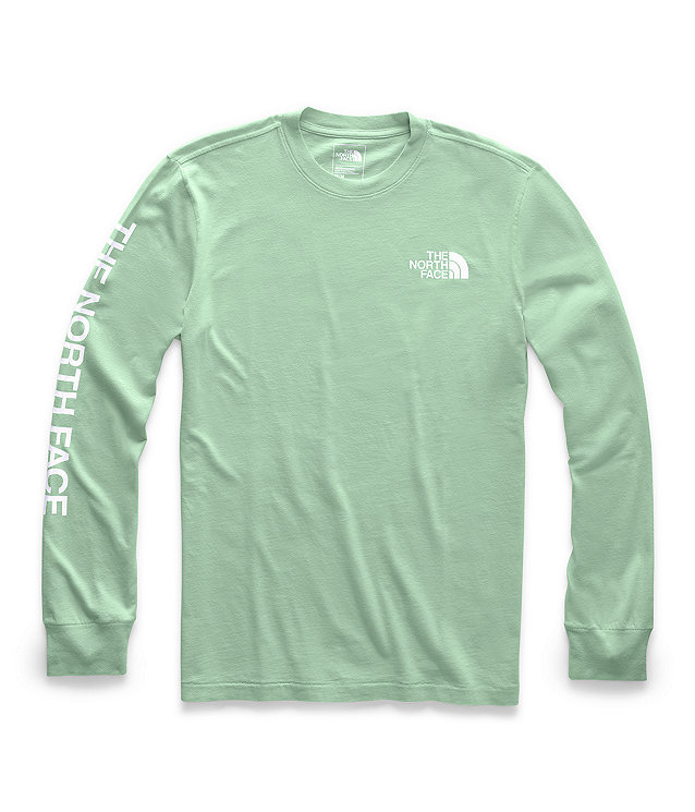 Men's Long-Sleeve TNF™ Sleeve Hit Tee
