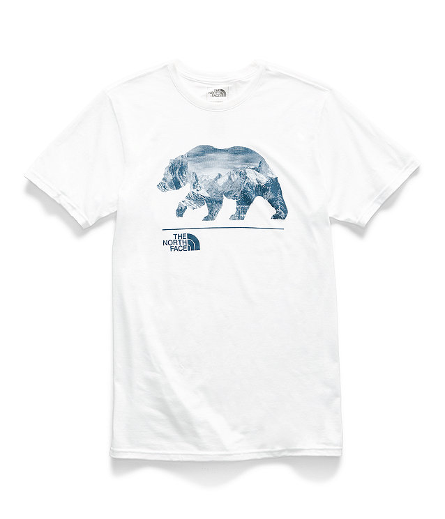 Men's Short-Sleeve Bearinda Tri-Blend Tee
