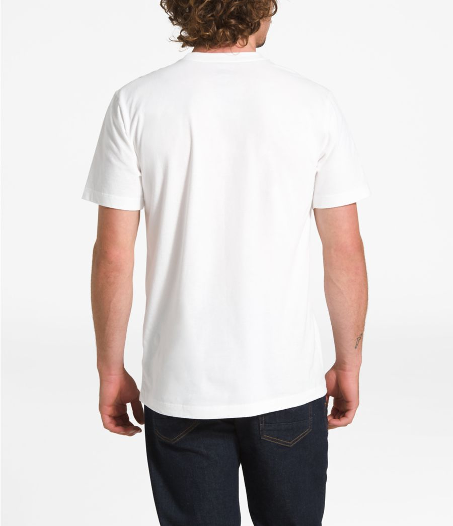 Men's Short-Sleeve Clean Ascent Tee-