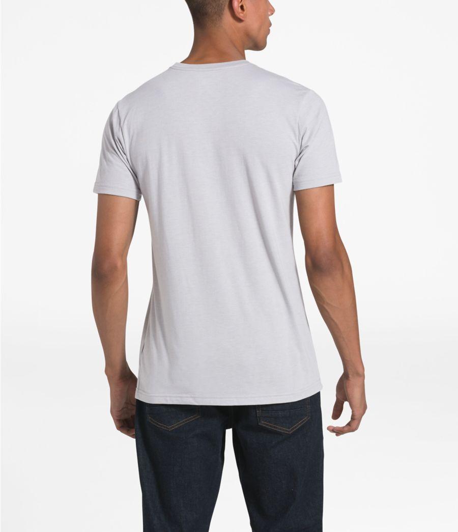 T-shirt Valley Vista trois matières pour hommes-