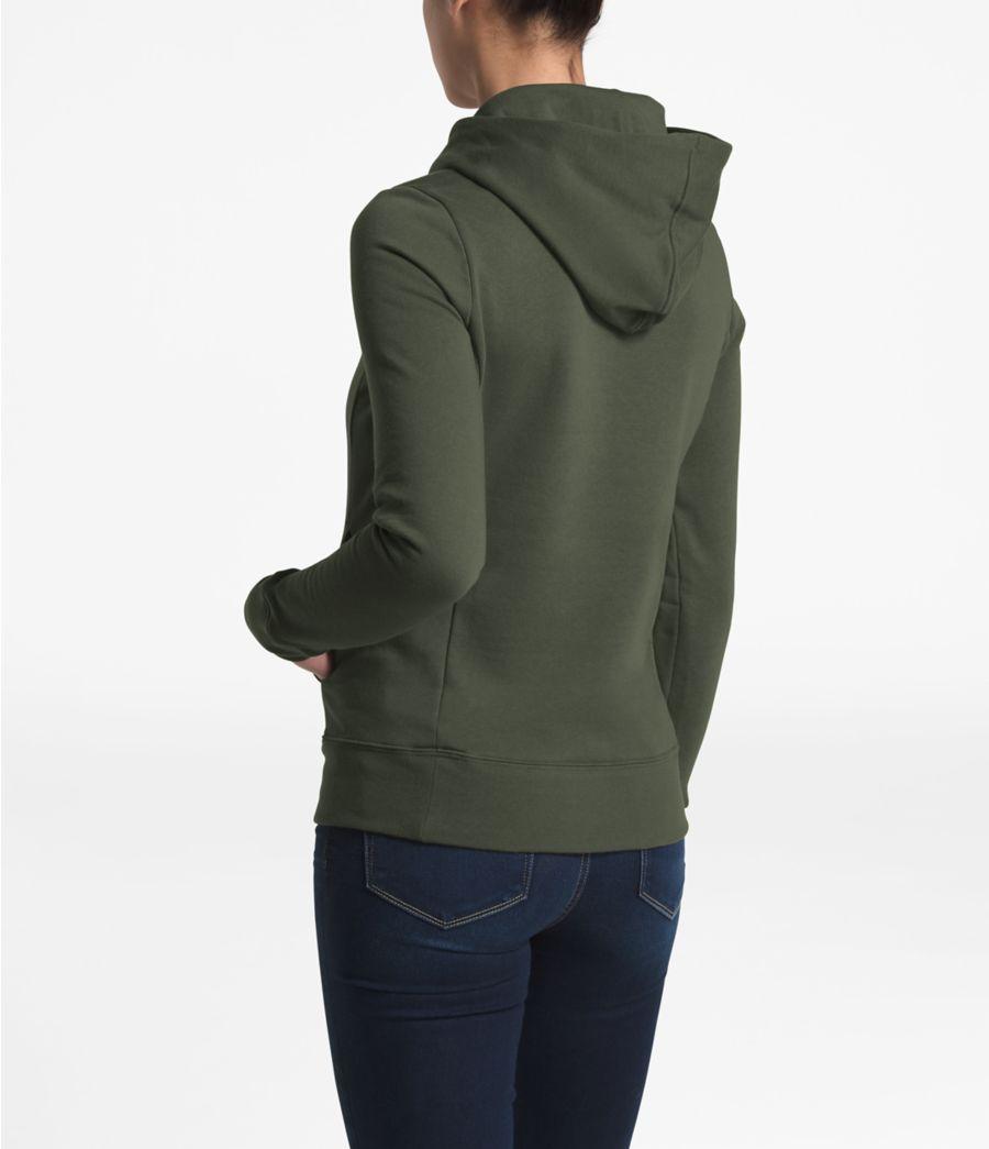 Women's Trivert Patch Pullover Hoodie-