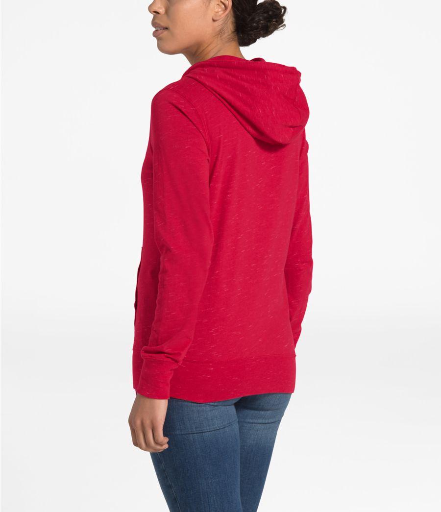 Women's Milvia Tri-Blend Full-Zip Hoodie-