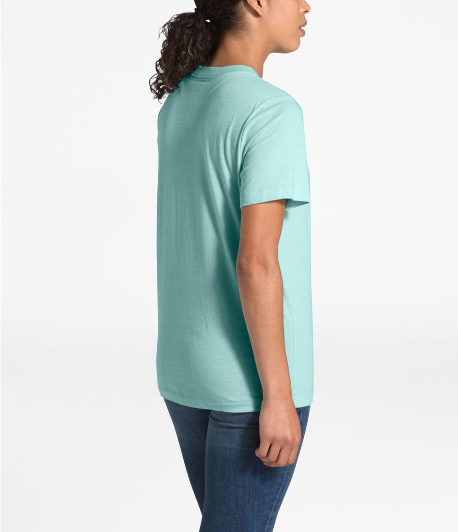 Women's Short-Sleeve Bearinda Tri-Blend Tee-