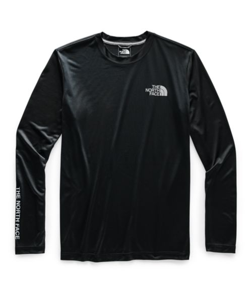Men's Long-Sleeve Reaxion Graphic Tee-
