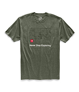 781e78431 Men's Short-Sleeve Recycled Materials Tee