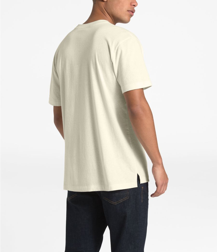 Men's Short-Sleeve Recycled Materials Tee-