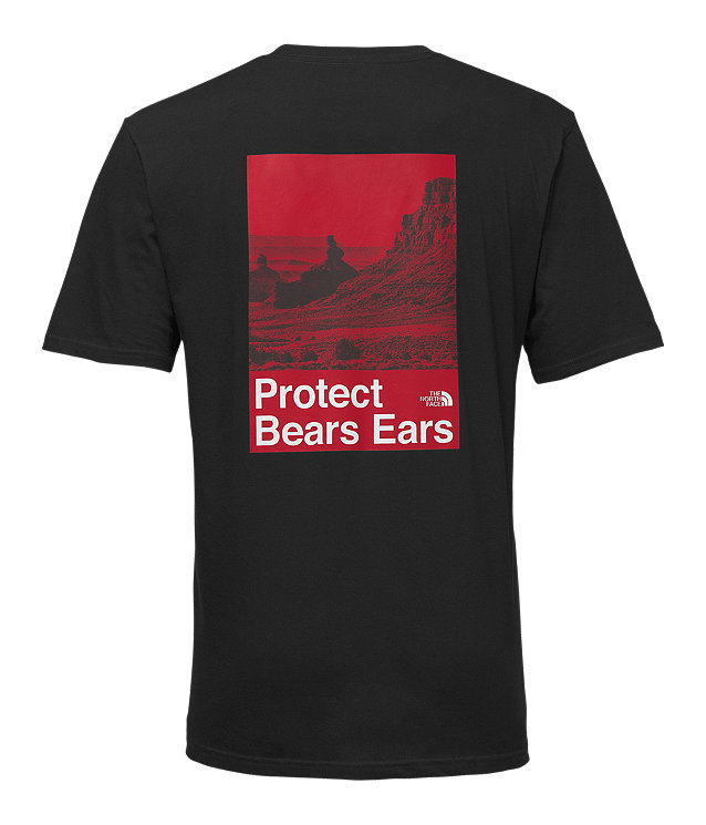 MEN'S SHORT SLEEVE BEARS EARS CLASSIC CREW TEE