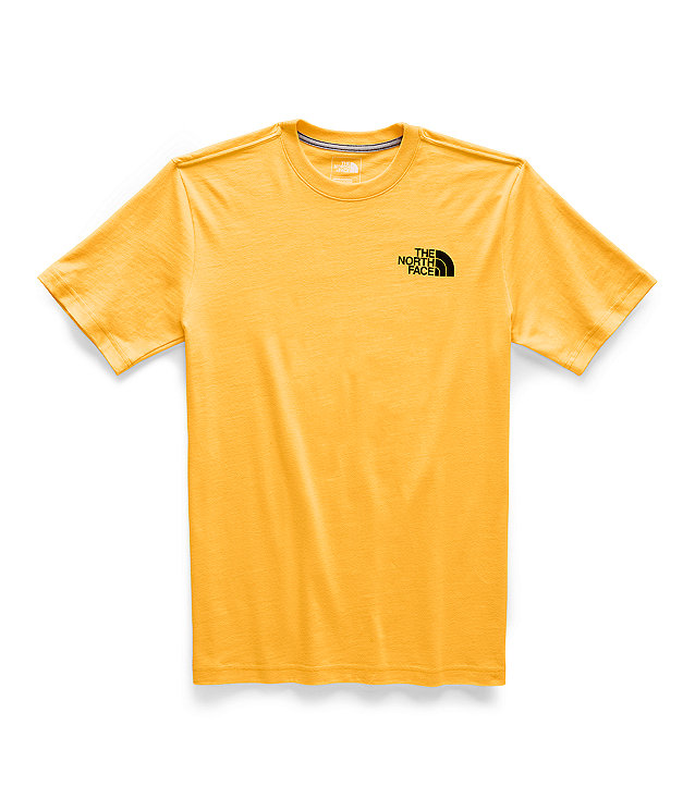 Men's Short-Sleeve From The Beginning Heavyweight Tee