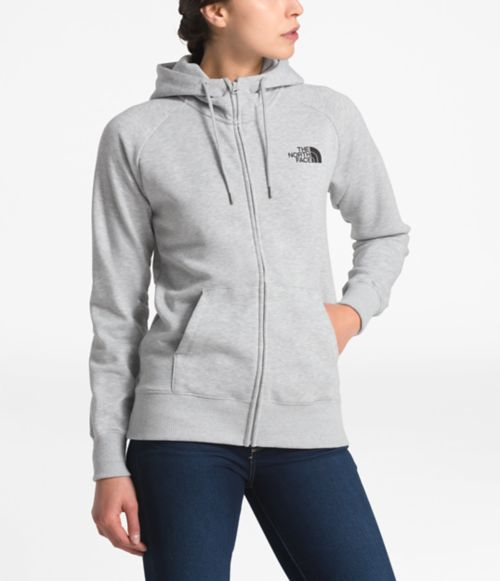 Women's Half Dome Full-Zip Hoodie-