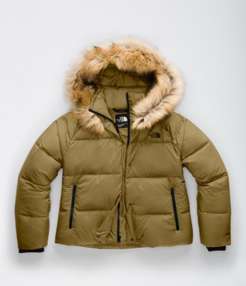 Women's Dealio Down Crop Jacket-