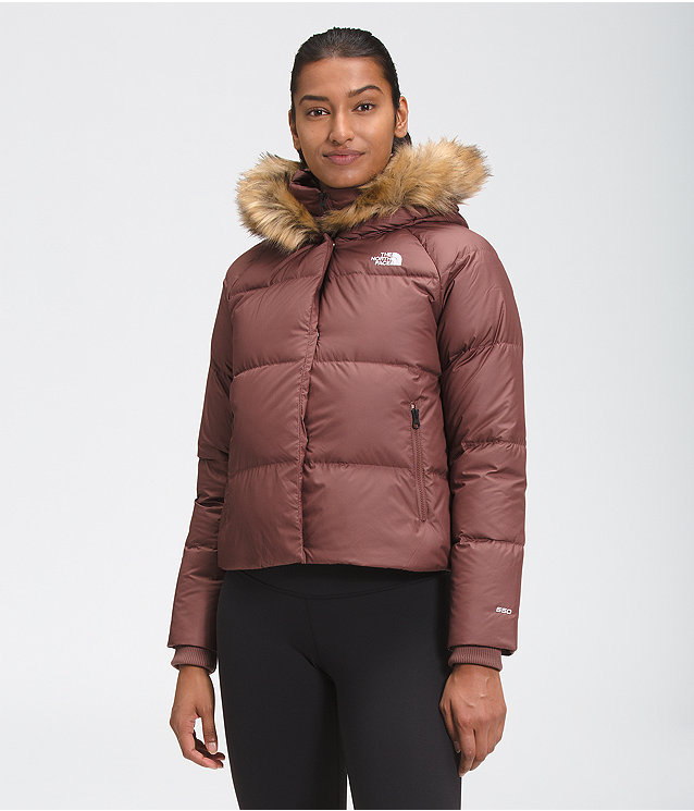 Women's Dealio Down Crop Jacket