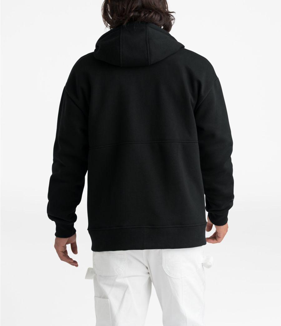 Manteau à capuchon Graphic Collection pour hommes-