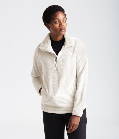 Women's Osito ¼ Zip Pullover   The North Face