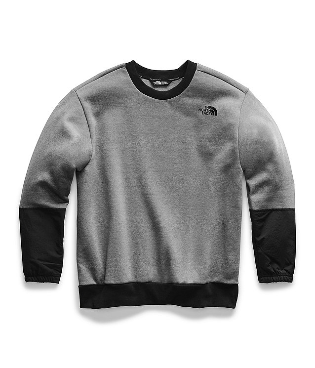 Men's Graphic Collection Long-Sleeve Crew
