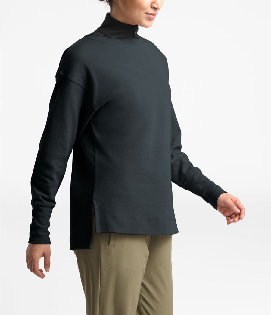 Women's Long-Sleeve Outerlands Waffle Top-