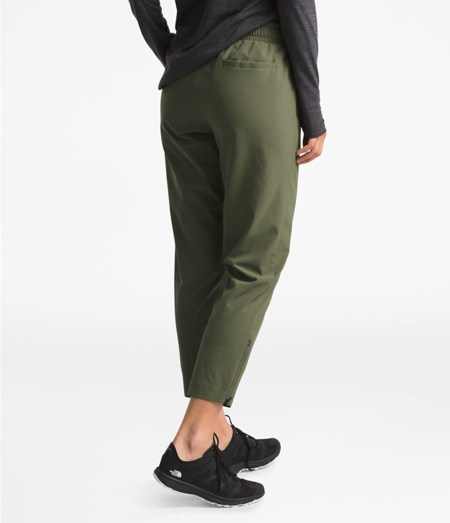 Women's Ankle Pants-