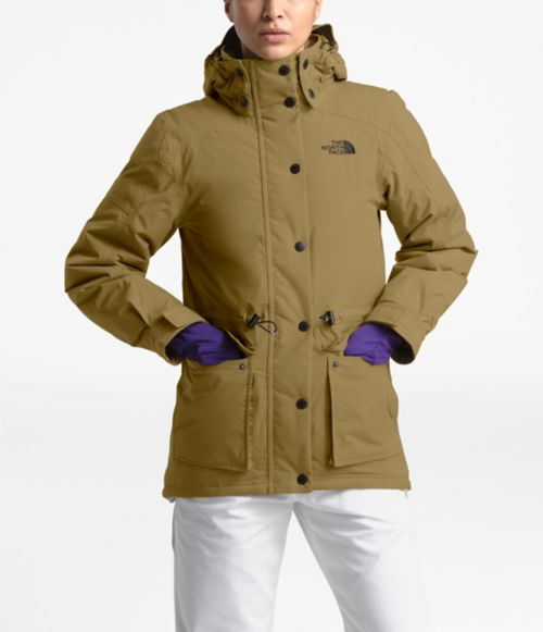 Women's Reign On Down Parka-