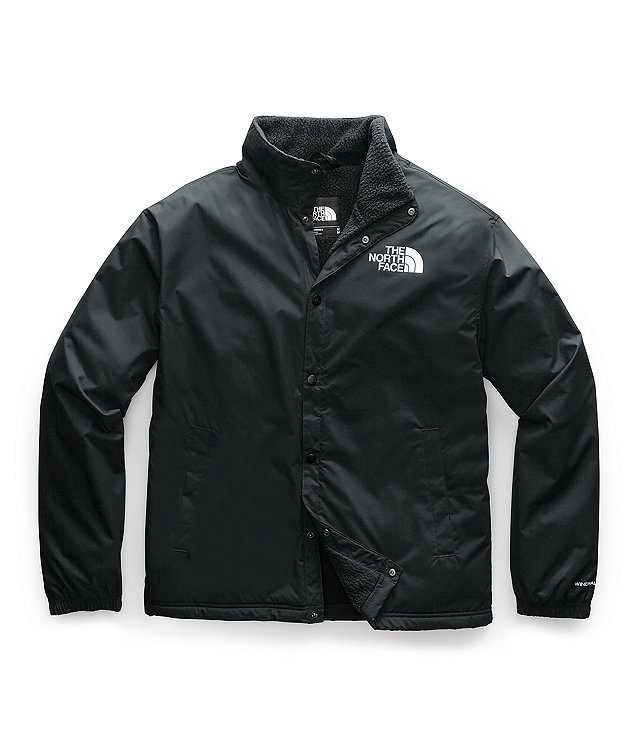 Men's Telegraphic Coaches Jacket