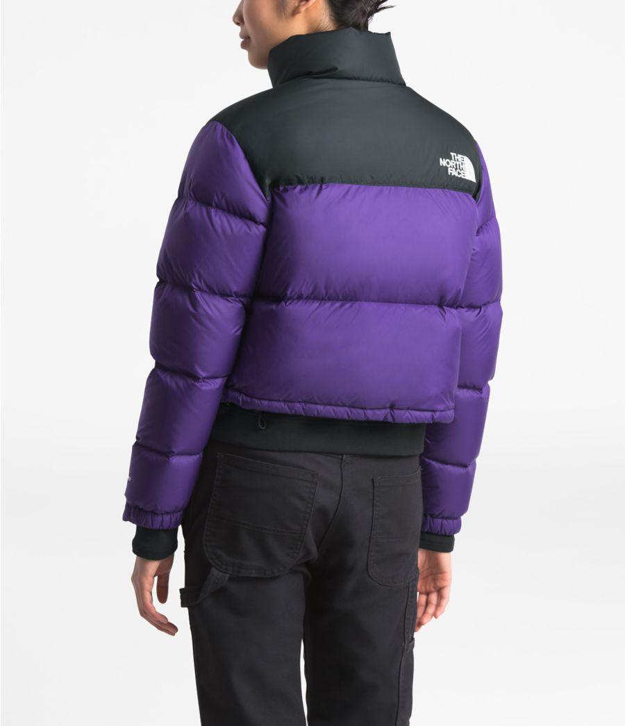 Women's Nuptse Crop Jacket-
