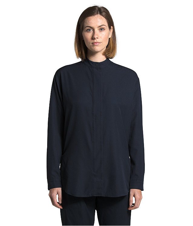 Women's Explore City BD Long Sleeve Shirt