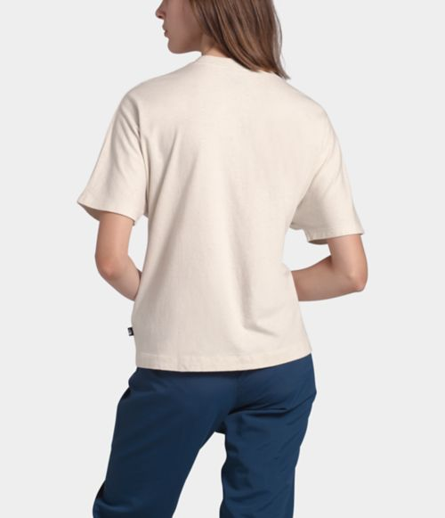 Women's Short Sleeve Woodside Hemp Top-