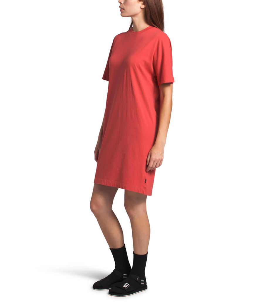 Women's Woodside Hemp Tee Dress-
