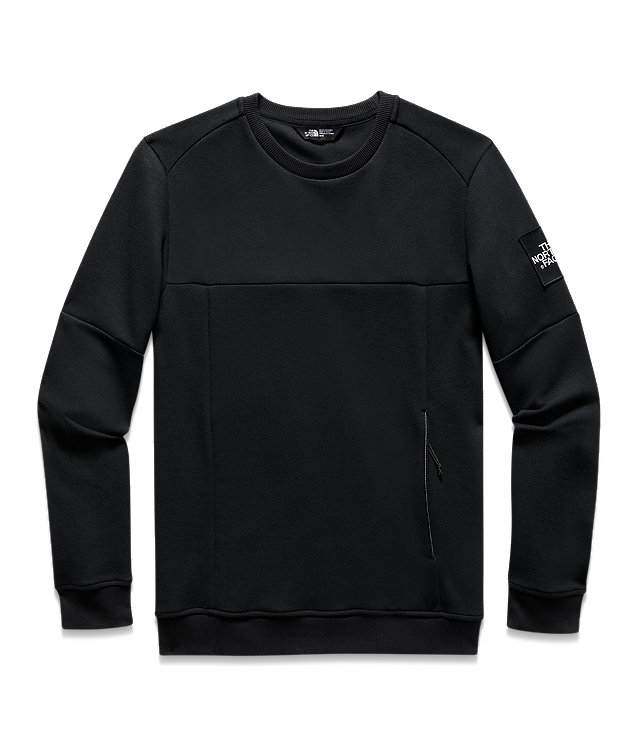 Men's Fine 2 Crew Sweat - EU