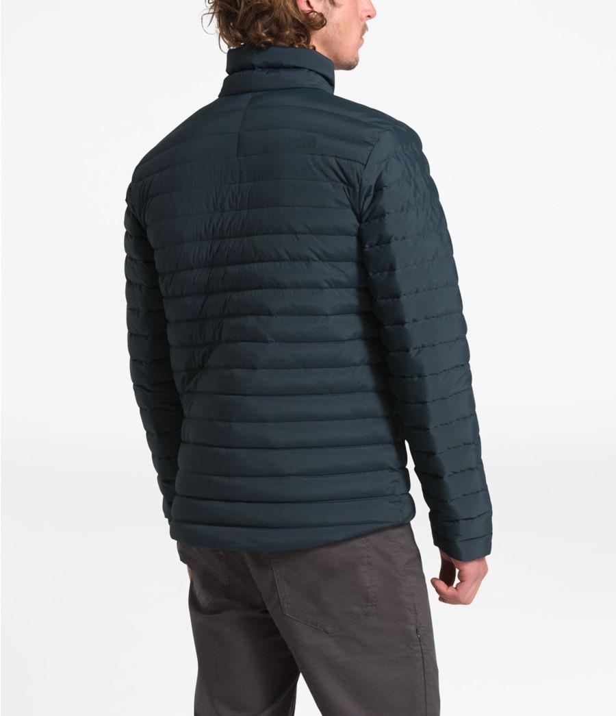 Manteau en duvet Stretch pour hommes-