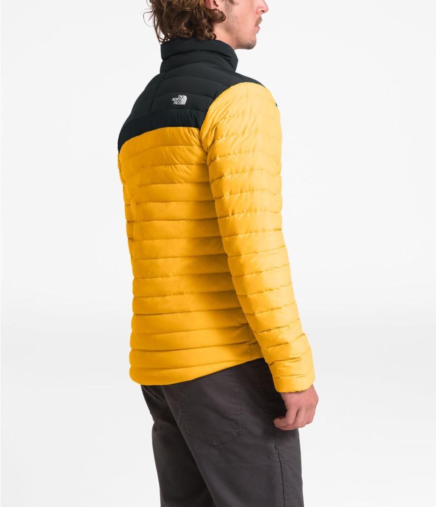 Men's Stretch Down Jacket-