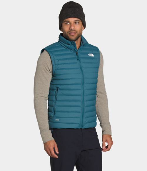Men's Stretch Down Vest   Free Shipping   The North Face