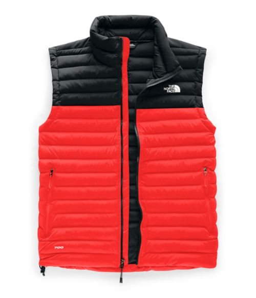 Men's Stretch Down Vest-