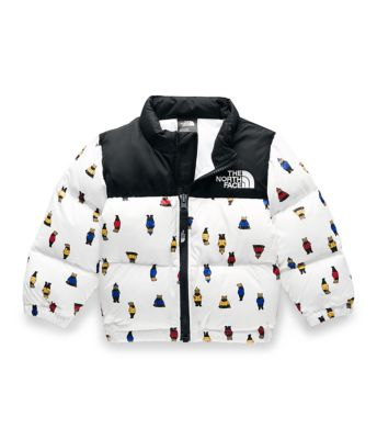 Infant 1996 Retro Nuptse Down Jacket by The North Face